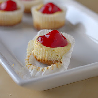 Mini Cheesecake Cookies
