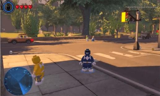 Crossword LEGO Ranger Heroes - náhled