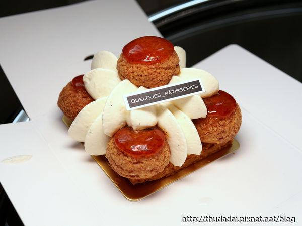 某某甜點 Quelques Pâtisseries