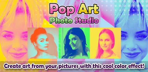 download pop art photo studio for pc. Black Bedroom Furniture Sets. Home Design Ideas