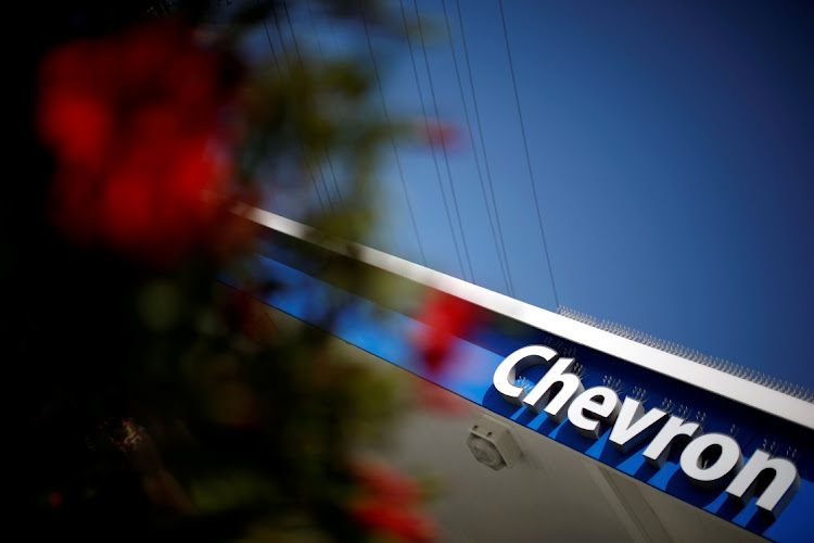 Chevron's offices in Los Angeles, California, the US. Pictrue: REUTERS/LUCY NICHOLSON