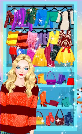 Ice Princess Winter Dress Up  screenshots 3
