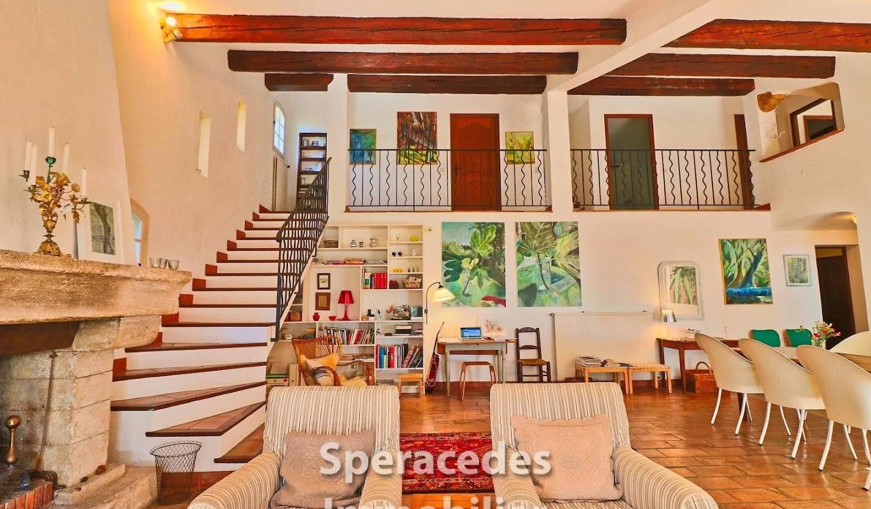 Villa avec piscine Cabris