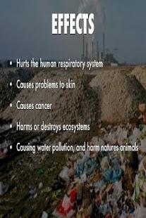 Land znečištění - náhled