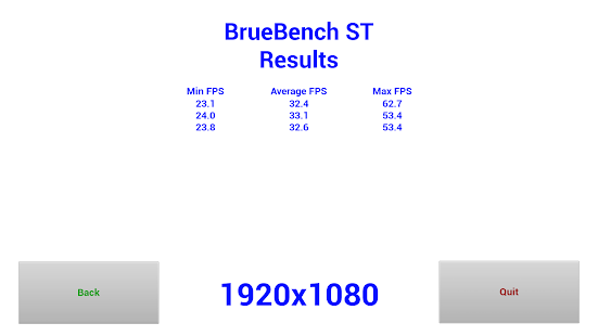 BrueBench ST Reviewer- screenshot thumbnail