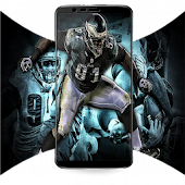 Wallpaper  Philadelphia Eagles Theme