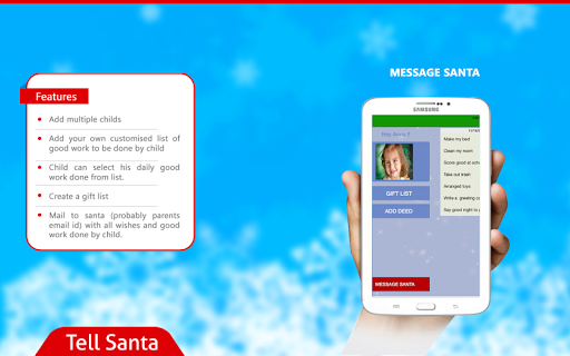 TellSanta – Christmas Gift screenshot 2