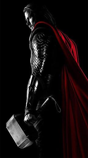 Thor HD Wallpaper 1.0 screenshots 9