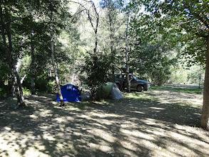 Photo: campement