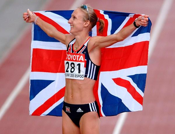 Image result for paula radcliffe