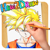 How2Draw Dragon Ball Z