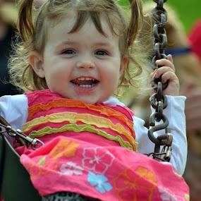 yipee by Justine McGrath - Babies & Children Children Candids ( pwcsummerfun )