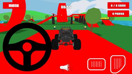 Baby Monster Truck Game – Cars 1.1 screenshot 11913