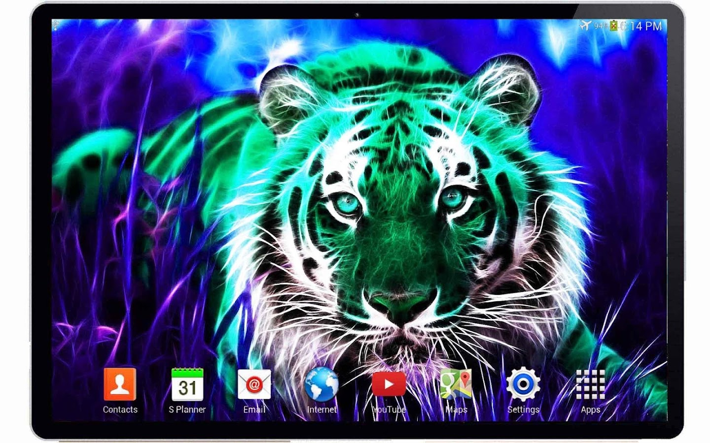3D Wild Animals Live Wallpaper