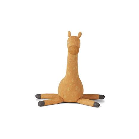 Liewood Giraff mustard