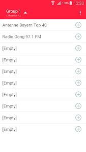 Hama Smart Radio screenshot 5