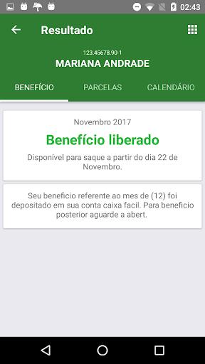 Bolsa Famu00edlia 2018 Parcelas e Calendu00e1rio 1.2.0 screenshots 4
