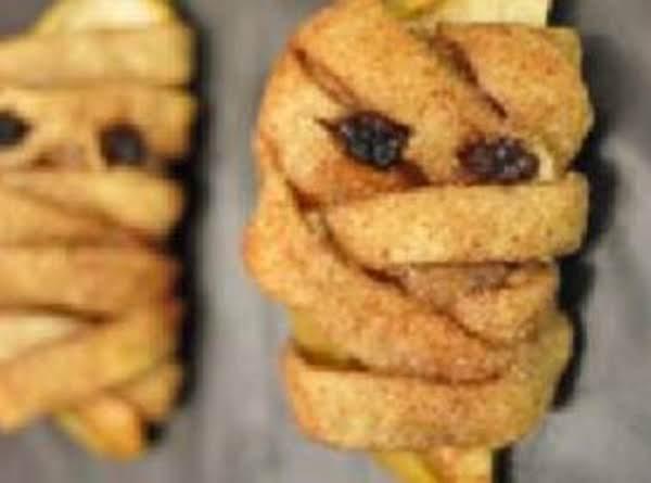 Cinna-mummy  Wrapple Pops Recipe