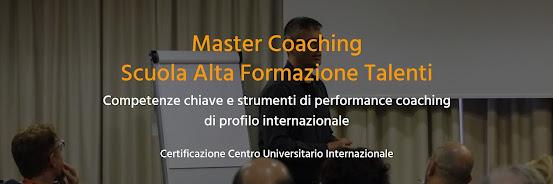 Master Coaching Alta Formazione Talenti