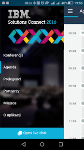 IBM SolutionsConnect 2016- screenshot thumbnail