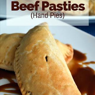 Beef Pasties - Hand Pies.