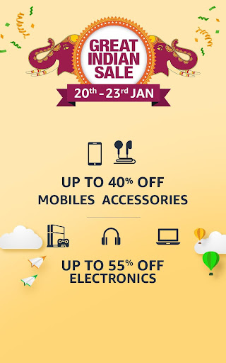 Amazon India Online Shopping and Payments 18.2.0.300 screenshots 6