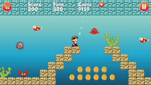 Nob's World - Super Adventure filehippodl screenshot 6
