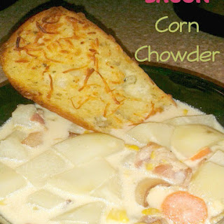 Bacon Corn Chowder Recipe!