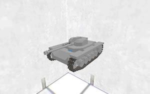マイ軽戦車(火力増強版)