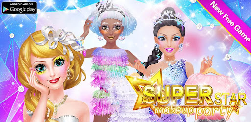 Superstar Makeup Party for PC
