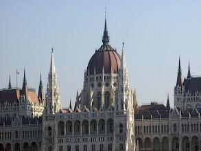 Photo: Parlament zza Dunaju 2