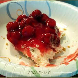 Grandma's Cherry Delight.