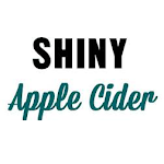 Logo for Shiny Apple Cider