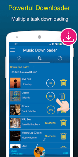 Free Music Downloader & Mp3 Music Download & Song screenshot 4