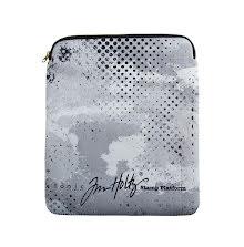 Tim Holtz Tonic Studios Stamping Platform Zipper Sleeve - 1710E