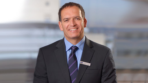 Richard Friedland, CEO of the Netcare Group.