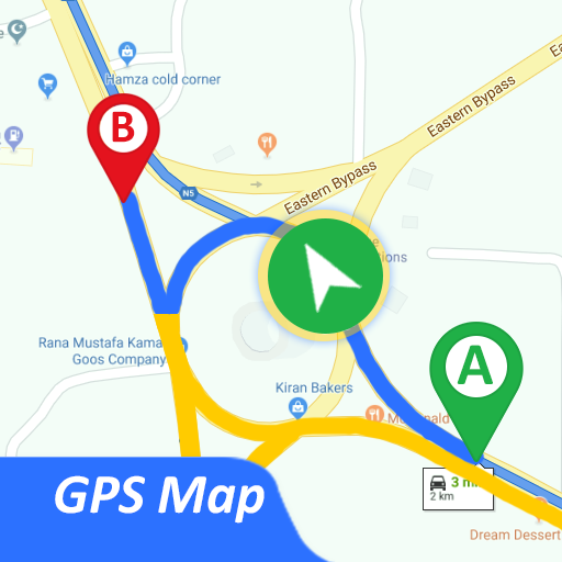 GPS, Route Finder - Voice Navigation & Road Maps - Apps on Google Play