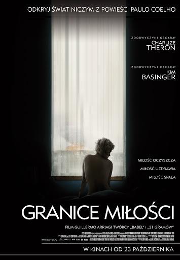 Polski plakat filmu 'Granice Miłości'