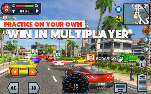 ud83dude93ud83dudea6Car Driving School Simulator ud83dude95ud83dudeb8  screenshots 11