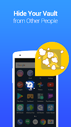 Vault-Hide SMS,Pics & Videos,App Lock,Cloud backup APK screenshot thumbnail 4