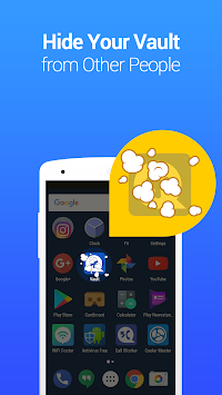Vault-Hide SMS, Pics & Videos APK screenshot thumbnail 4