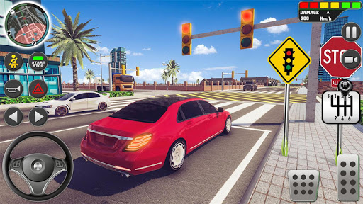 City Driving School Simulator: 3D Car Parking 2019 4.1 screenshots 12