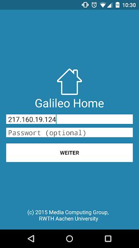 GalileoHome