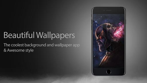 Thanos Infinity War Wallpapers 4k Hd Apk Download Apkpure Co