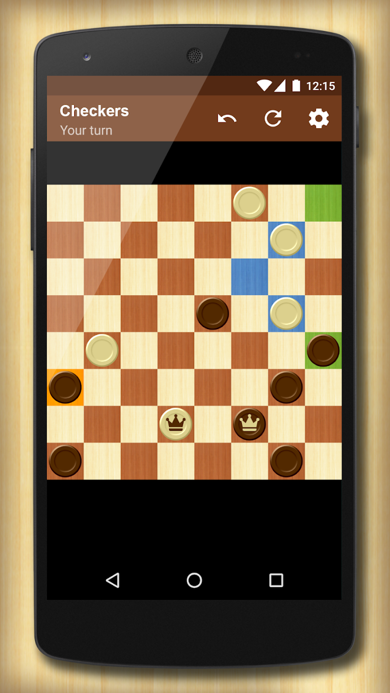 Checkers Screenshot 4