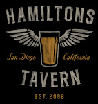 Logo for Hamilton's Tavern
