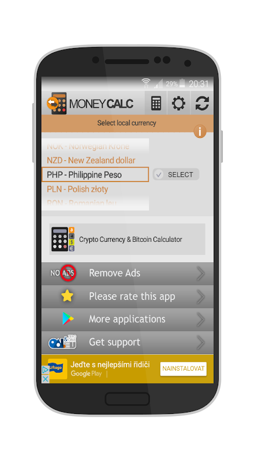 Local Currency Converter - Money Calculator 4