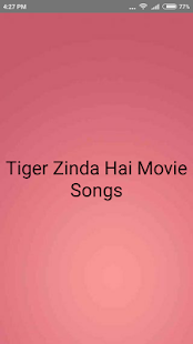 Tiger zindha Hai Songs - náhled