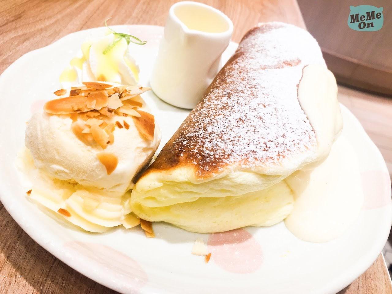 吃貨迷編日記ー關於 舒芙蕾鬆餅 的真心話