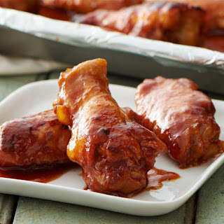 Slow-Cooker Root Beer Chicken Wings.
